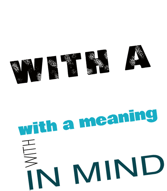 Design with a purpose